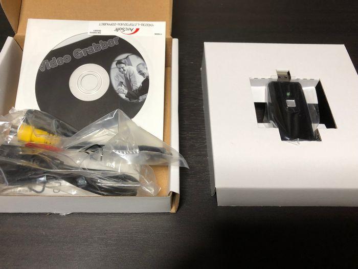 USBビデオキャプチャ