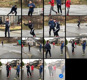 iPhoneメモリースライドショータイトルイメージ選択